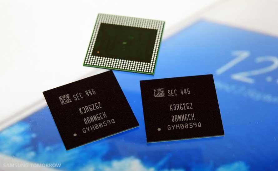 سامسونگ تولیدکنندهی اصلی حافظه داخلی آیفون 6S خواهد بود