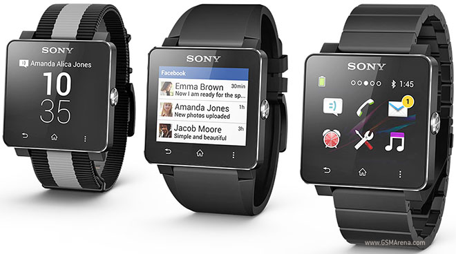 ساعت هوشمند سونی