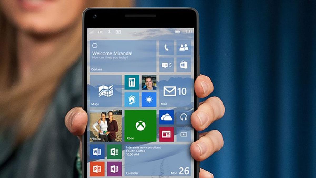 آپدیت رداستون ۲ سیستمعامل ویندوز ۱۰ موبایل در حال توسعه توسط مایکروسافت است