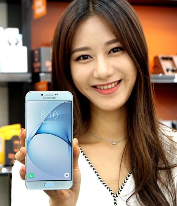 احتمال عرضه اندروید نوقا برای سامسونگ گلکسی ای 8 2016 (Galaxy A8 2016)