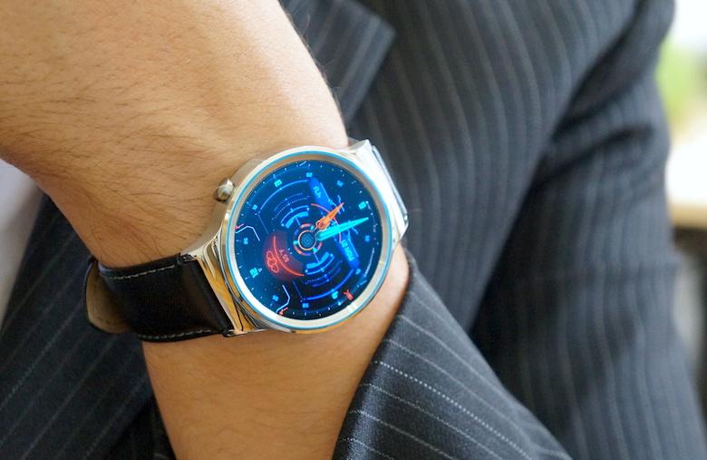 کانکت واچ؛ اولین ساعت هوشمند با سیستم عامل اندروید