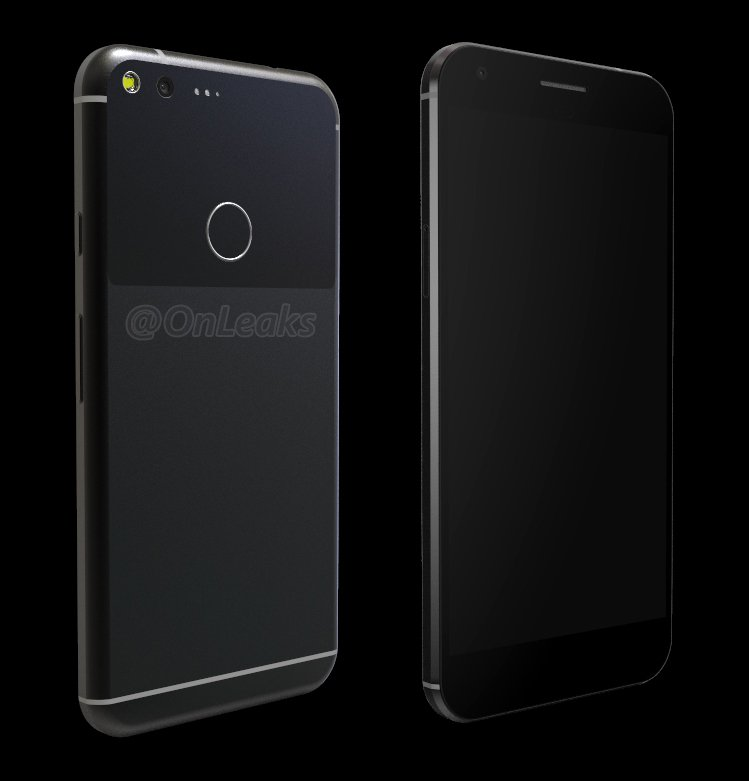 ابعاد کامل گوگل پیکسل ایکسال (Google Pixel XL) منتشر شد