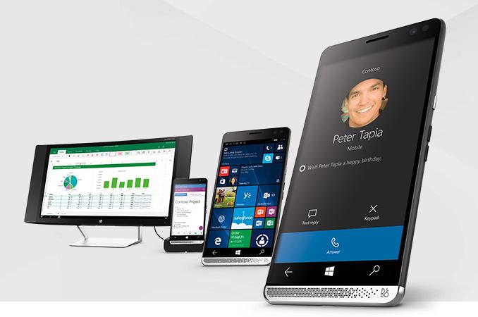 اچ پی بروزرسانی ویندوز ۱۰ موبایل رد استون ۱ را برای Elite X3 منتشر کرد
