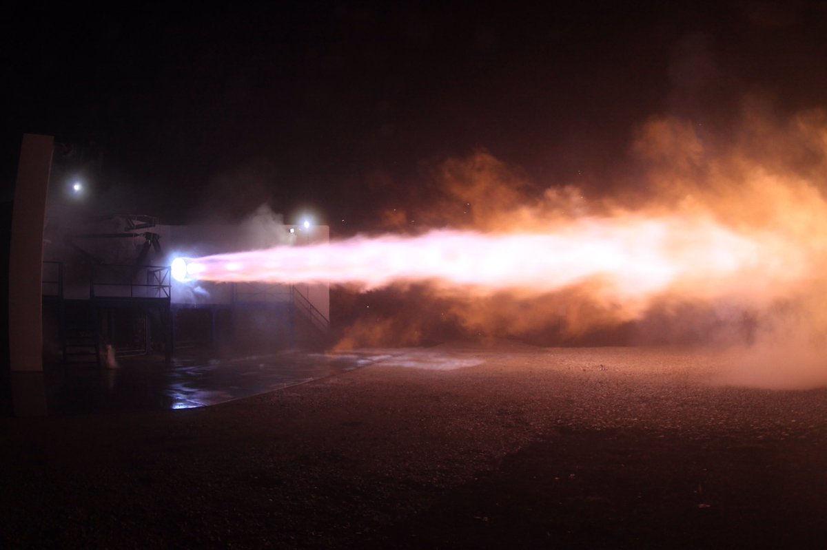 ایلان ماسک از تست موتور رپتور برای مأموریتهای بینسیارهای رونمایی کرد
