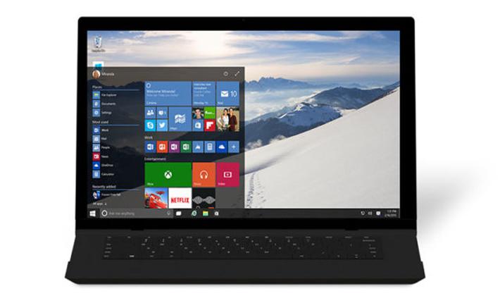 فرمانروایی ویندوز ۱۰ مایکروسافت بر بیش از ۴۰۰ میلیون کامپیوتر