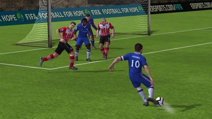 FIFA 17 Mobile برای ویندوز فون هم عرضه شد