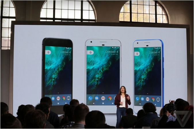 تلفنهای جدید گوگل از تکنولوژی پروژه Fi پشتیبانی به عمل میآورد