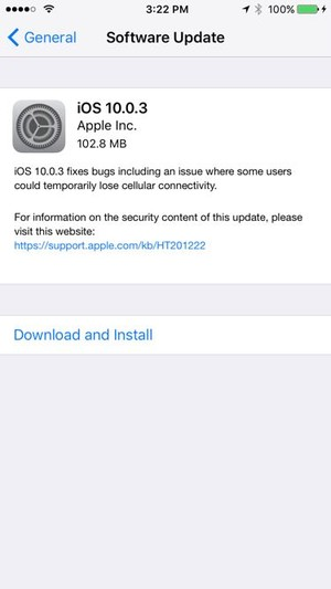 apple-ios-10-0-3-update-iphone-7-lte-verizon