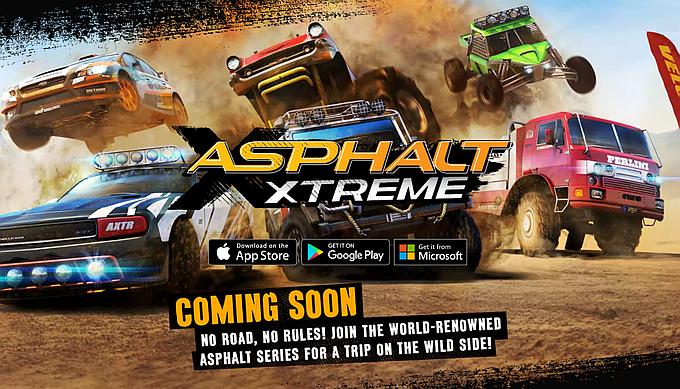 بازی جدید آسفالت Extreme در جادهها رخ خواهد داد ؛ عرضه برای سیستمعاملهای iOS، اندروید و ویندوز ۱۰ موبایل