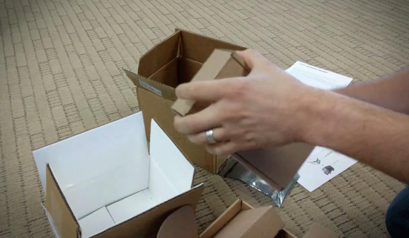 سامسونگ به عمده فروشان جهت بازگشت نوت ۷ تاکید میکند که از دستکش و بستهبندی عایق استفاده کنند