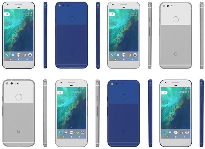 google-pixel-verizon-blue