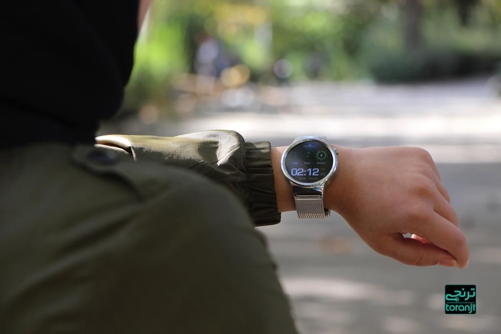 نقد و بررسی ساعت هوشمند هواوی (Huawei Watch)