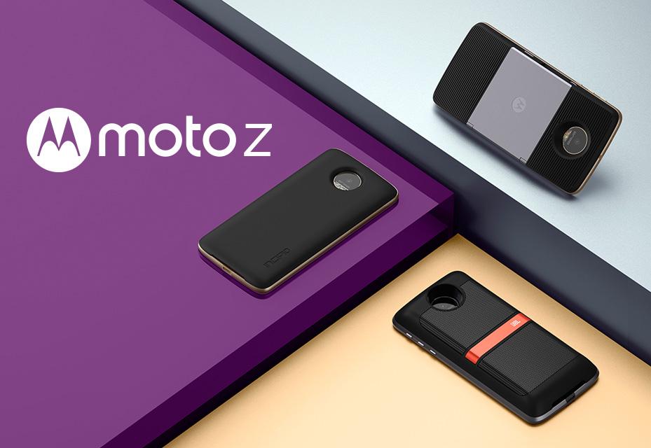 تبلیغات قابلیت ماژولار موتو مادز (Moto Mods) موتورولا