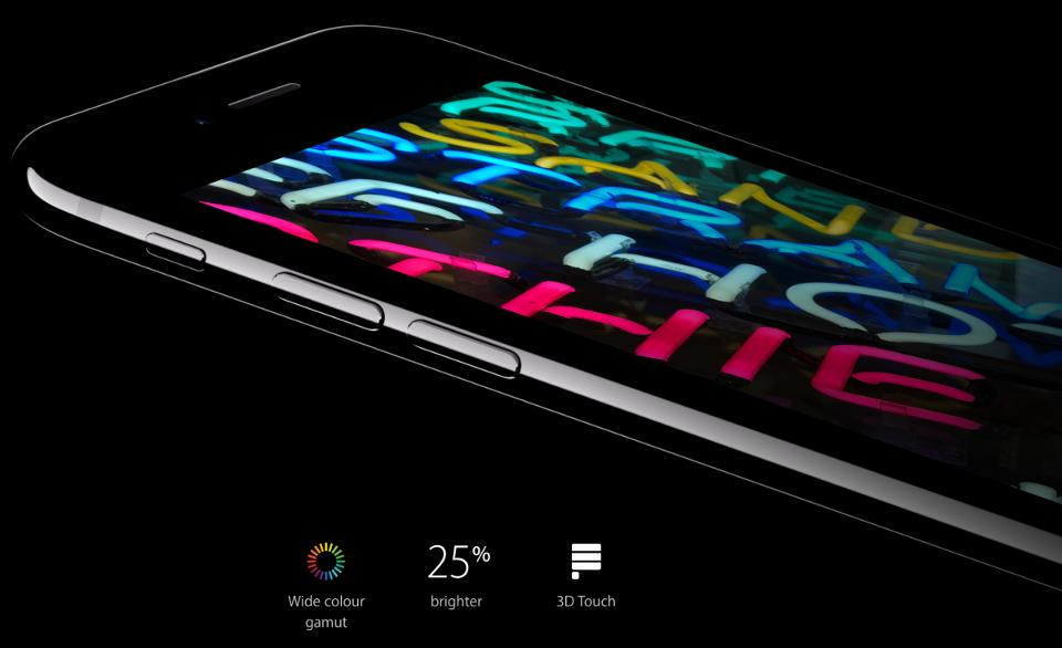 آیفون ۷ اس با نمایشگر امولد عرضه خواهد شد، رئیس شارپ اینطور انتظار دارد
