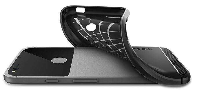 کیس محافظ Spigen مخصوص گوگل Pixel XL هماکنون در آمازون برای پیش خرید در دسترس است