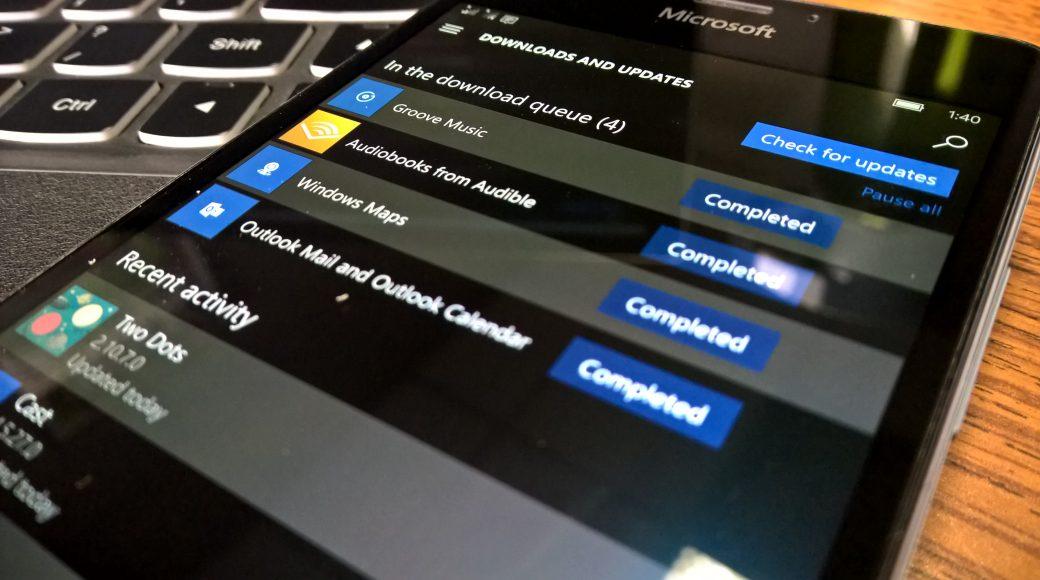 قابلیتهای جذاب و جدید در راه ویندوز ۱۰ موبایل ؛ آیا رد استون ۲ ورق را برخواهد گرداند؟