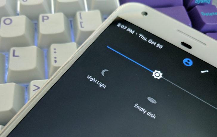 قابلیت Night Light و عملکردهای جدید سنسور اثرانگشت برای Nexus 6P و Nexus 5X عرضه نخواهد شد