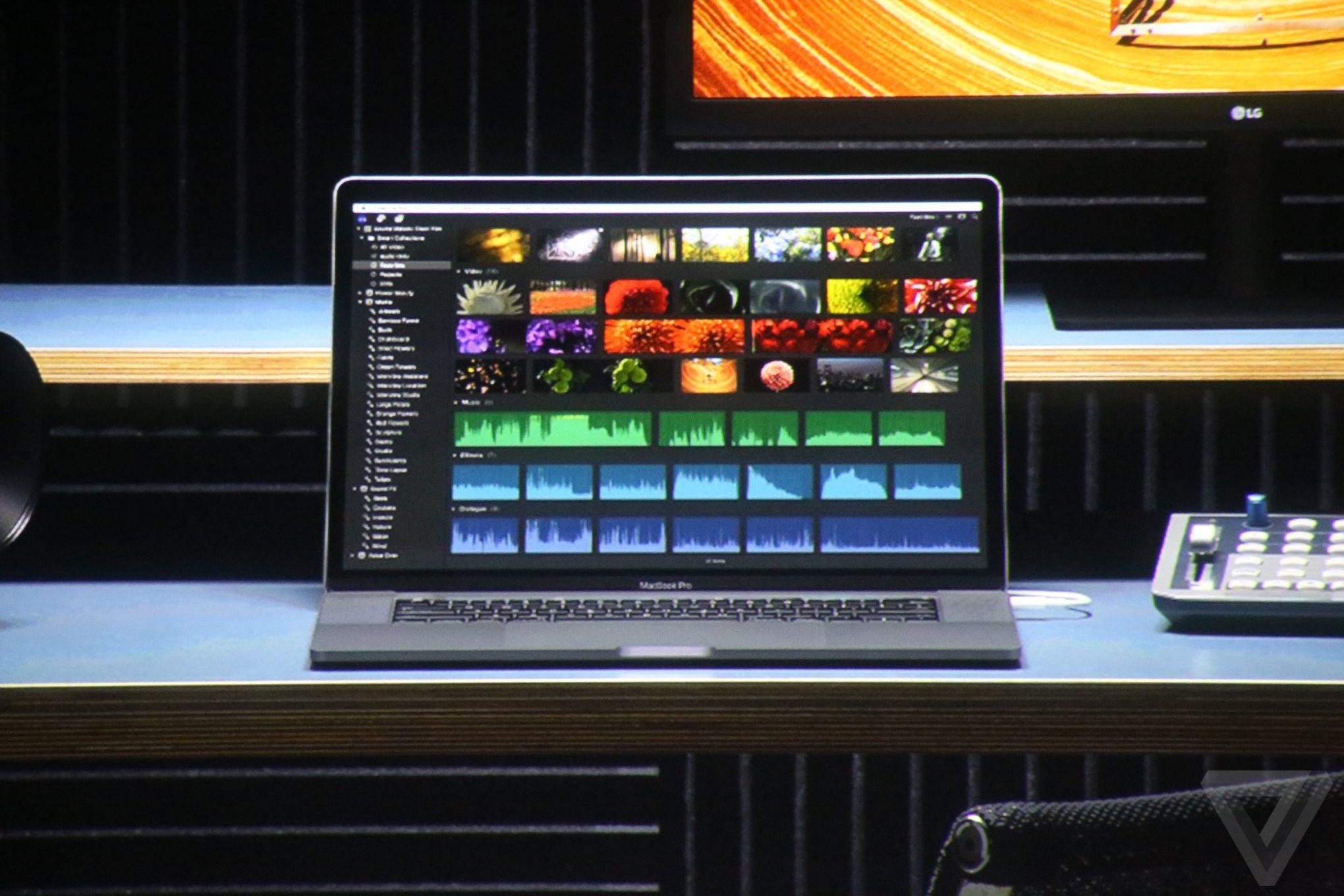 ارمغانهای مک بوک پرو جدید؛ پردازنده  Core i7 ، ۶٧ درصد روشنایی بیشتر، چهار پورت تاندربولت، ۵۰ درصد گرافیک بهتر