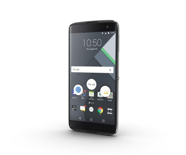 blackberry-dtek60 رسما رونمایی شد، سخت افزار قابل توجه