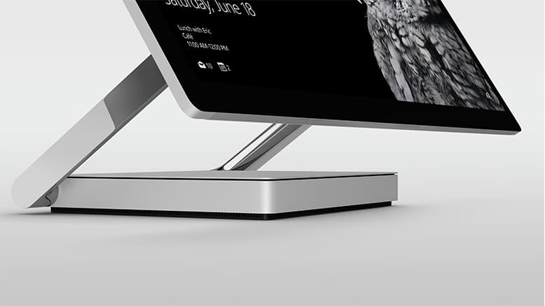 معرفی رسمی مایکروسافت سرفیس استودیو (Surface Studio)