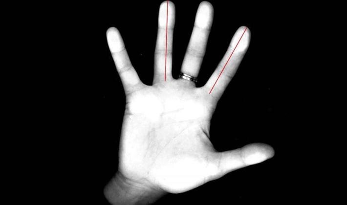 حتما بخوانید: شخصیت شناسی از روی طول انگشتان دست شما!