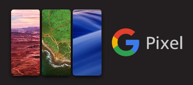 دانلود کنید: دانلود تصاویر زمینه گوگل پیکسل + آخرین نسخه پیکسل لانچر