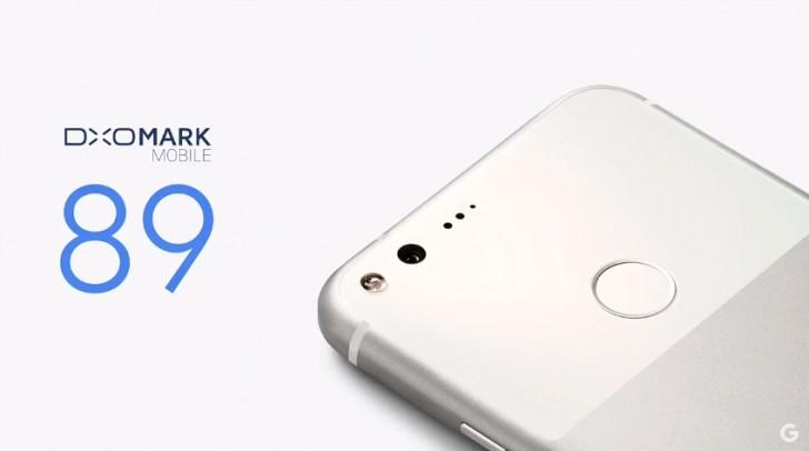 فراتر از مرزها: گوگل پیکسل امتیاز ۸۹ را در DxOMark به دست آورد