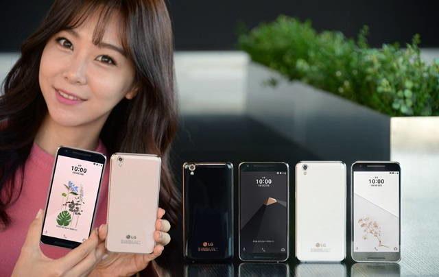 تلفن هوشمند U الجی مدل کره ای نکسوس ۵X معرفی شد