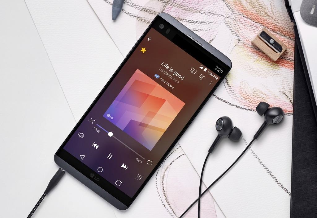 ۵ قابلیت ویژه الجی وی ۲۰ (LG V20)