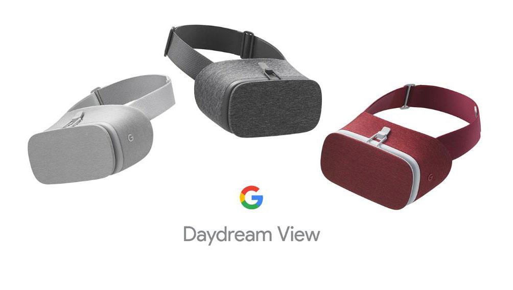 هدست گوگل Daydream معرفی شد ؛ واقعیت مجازی با طعم ۸۰ دلار!