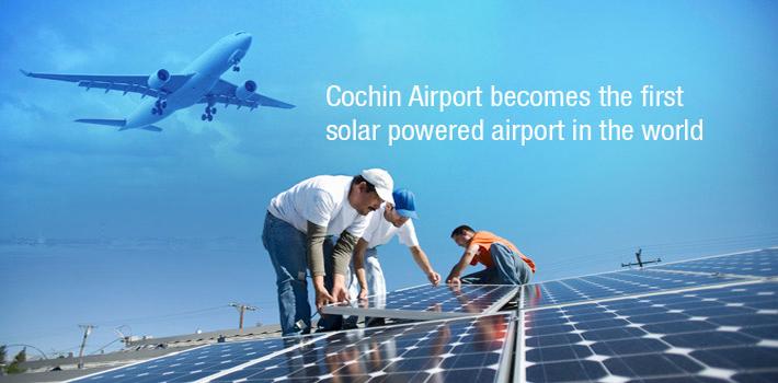 فرودگاه خورشیدی