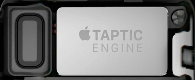 گوگل پیکسل موتور ویبره شبیه به اپل Taptic engine دارد