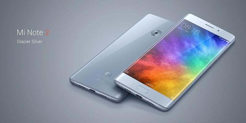 ویدیو معرفی رسمی شیائومی می نوت ۲ (Xiaomi mi note 2): نمایشگر دولبه خمیده