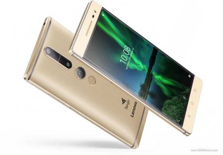 گوشی لنوو Phab2 Pro به صورت رسمی در آمریکا معرفی شد