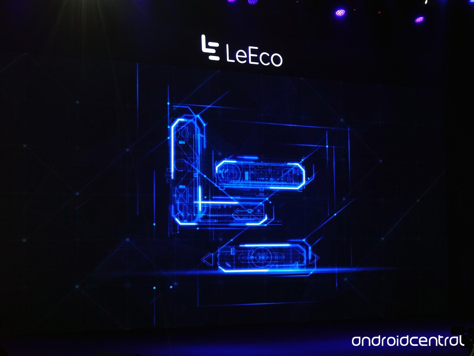 گوشی LeEco Le X850 : بازهم قدرتمندی از کشور چین