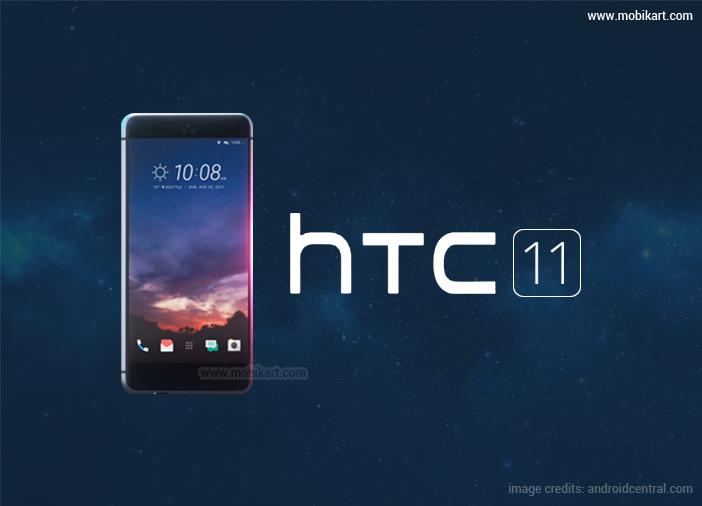 شایعاتی درباره HTC 11 منتشر شد: نمایشگر ۵٫۵ اینچی QHD