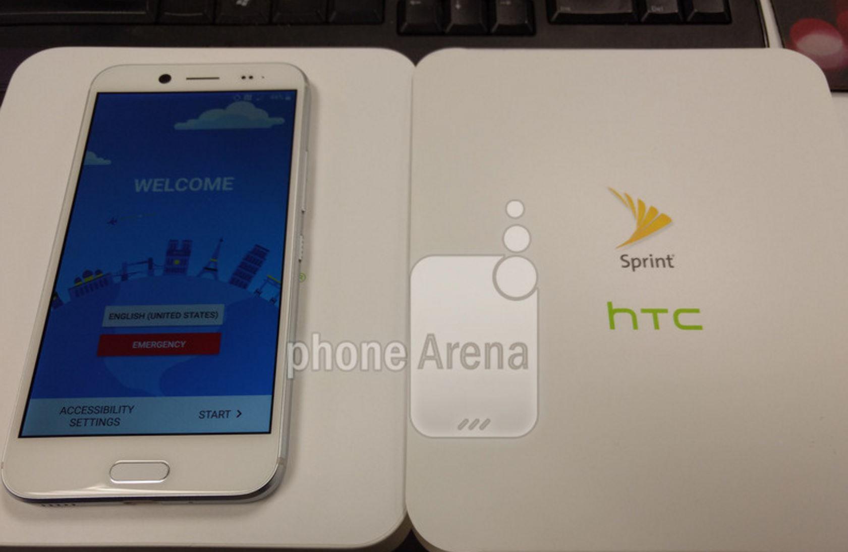 تصاویر واقعی از HTC Bolt فاش شد