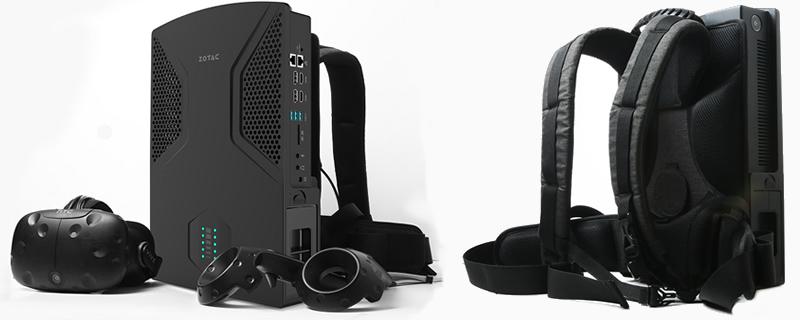 کوله پشتی گیمینگ  VR GO زوتک معرفی شد