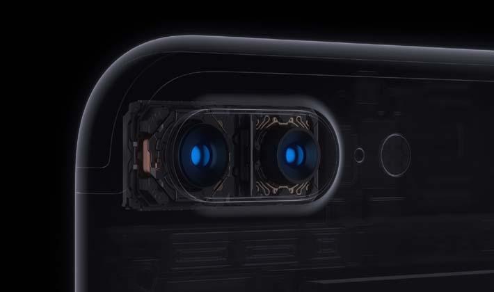 اپل و الجی در راه دستیابی به دوربین سه بعدی !