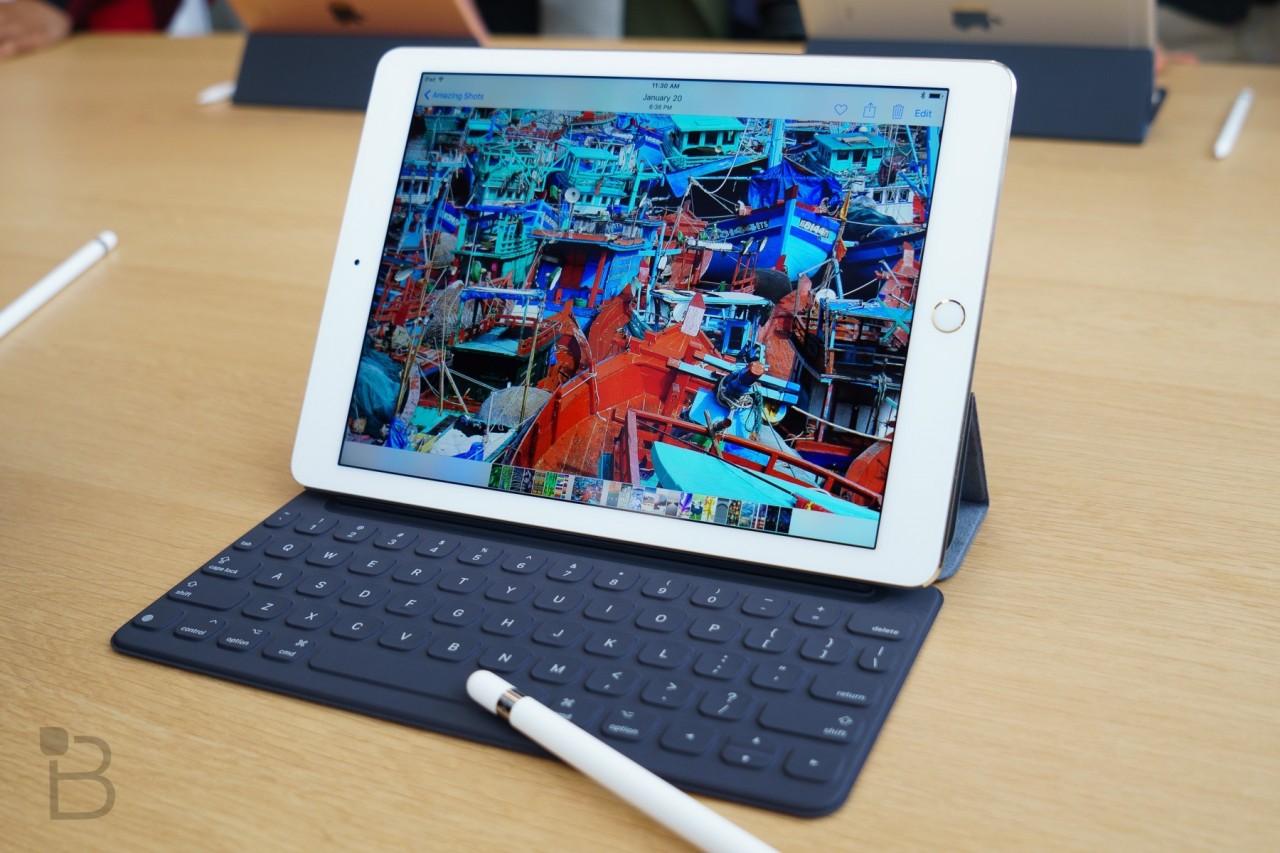 اپل سال آینده آیپد ۱۰.۹ اینچی بدون حاشیه معرفی می کند