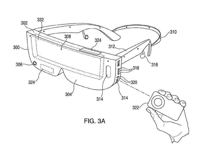 یک دستگاه الکترونیکی متصل به سر همراه با صفحهنمایش و قابلیت اتصال به اسمارتفون توسط اپل به ثبت رسید؛ احتمال رونمایی از VR