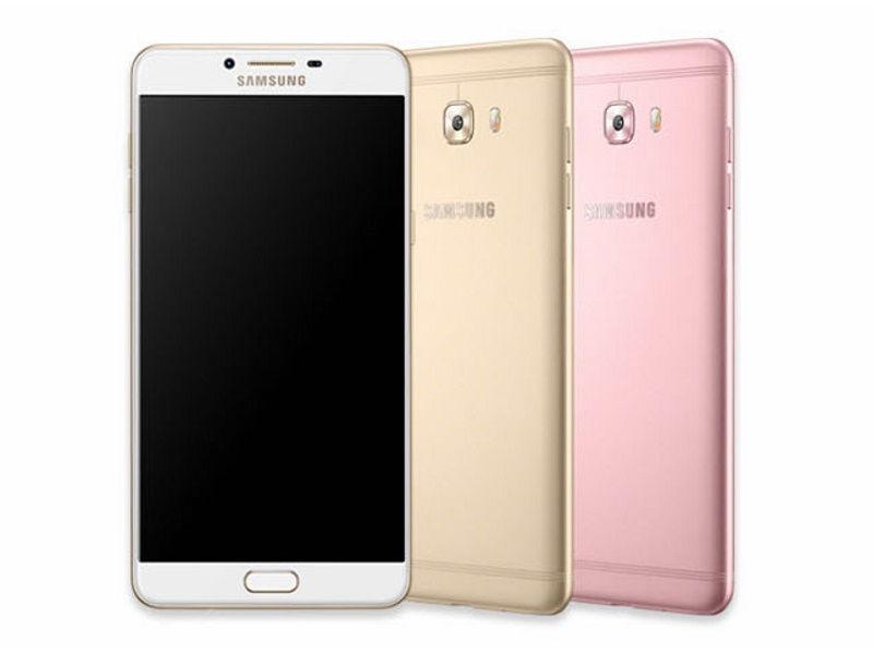 فاش شدن تصویری از نسخه مشکی Galaxy C9 Pro سامسونگ