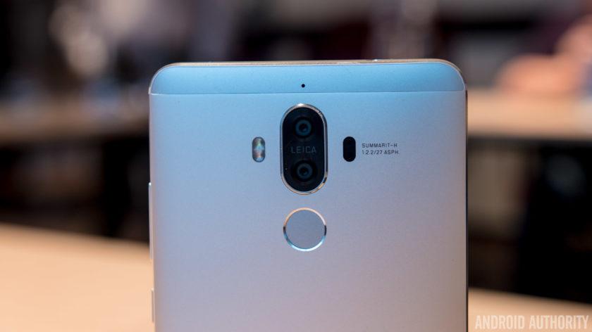 معرفی دوربین دوگانه هواوی میت ۹ : ۲۰ + ۱۲ مگاپیسکل برای ثبت لحظه ها