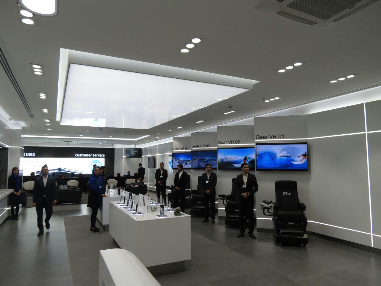 اطلاعات کلی درمورد مرکز خدمات جدید سامسونگ؛ نگاهی به جدیدترین مرکز خدمات موبایل سامسونگ