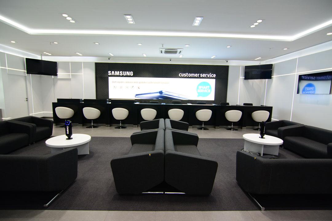 سامسونگ بزرگترین و پیشرفتهترین مرکز خدمات تلفن همراه در ایران را افتتاح میکند