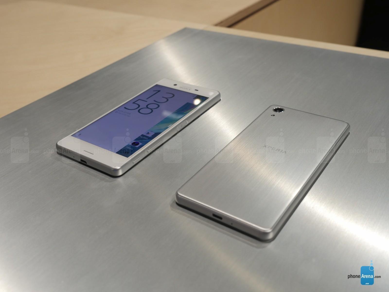 بهروزرسانی اندروید ۷٫۰ نوقا برای سونی Xperia X Performance عرضه شد