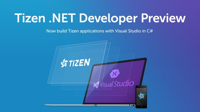 tizen-visual-studio