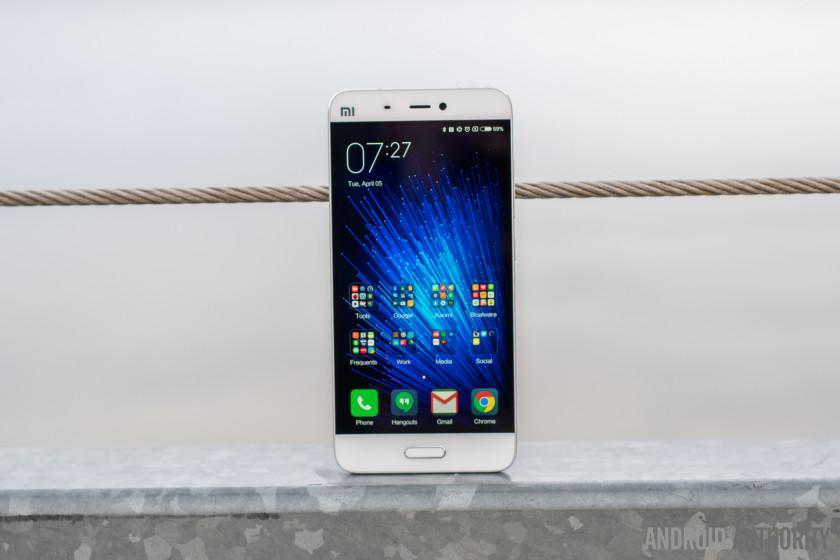 نسخه بتای MIUI 8 بر پایه اندروید ۷ به زودی برای Xiaomi Mi 5 ارائه می شود