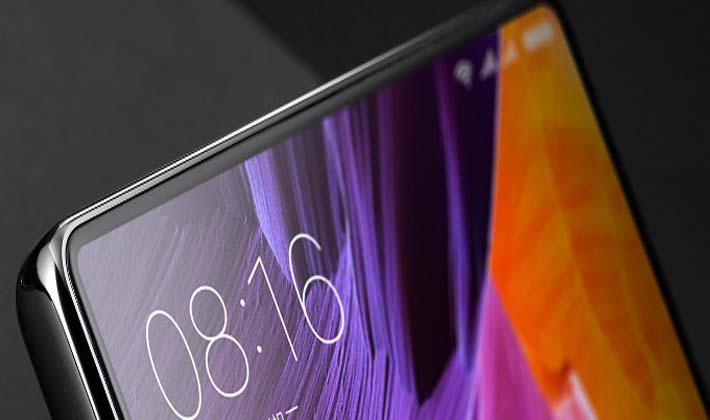صفحه نمایش منحنی OLED