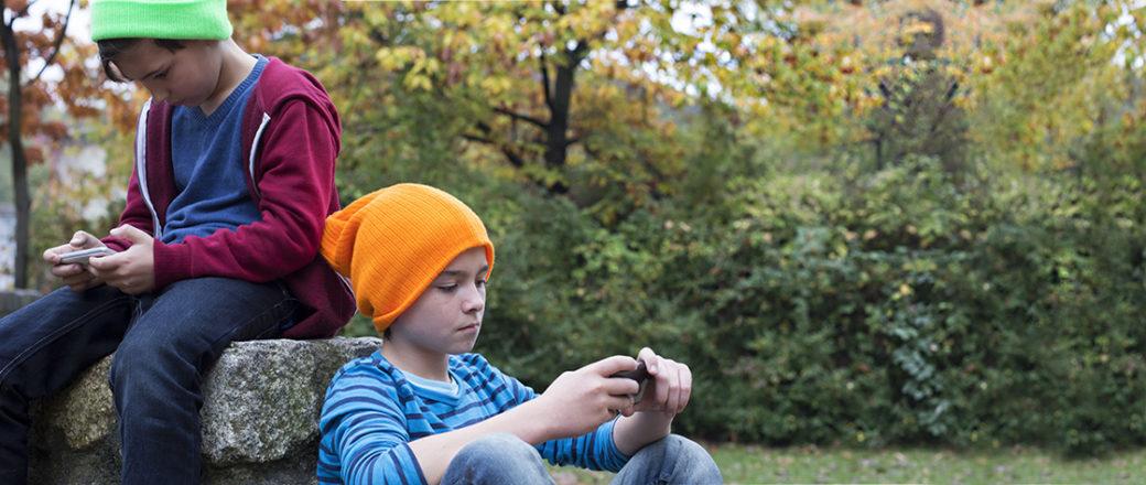 بررسی رفتار کودکان متصل به اینترنت در محیط آنلاین